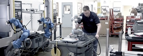 Robots Create Jobs Cobots Automation With Collaborative Robots