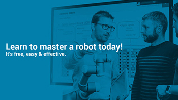 Cta Learn To Master The Robot Today Universal Robots Academy
