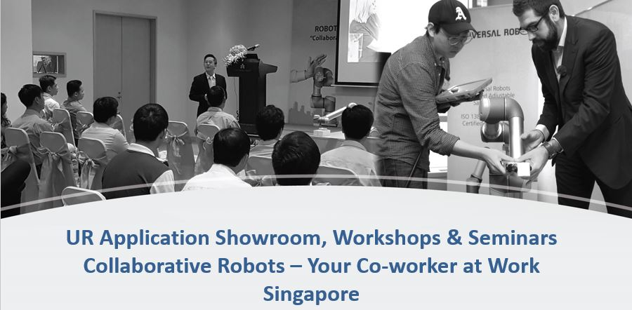 Ur Application Showroom Workshops Seminars