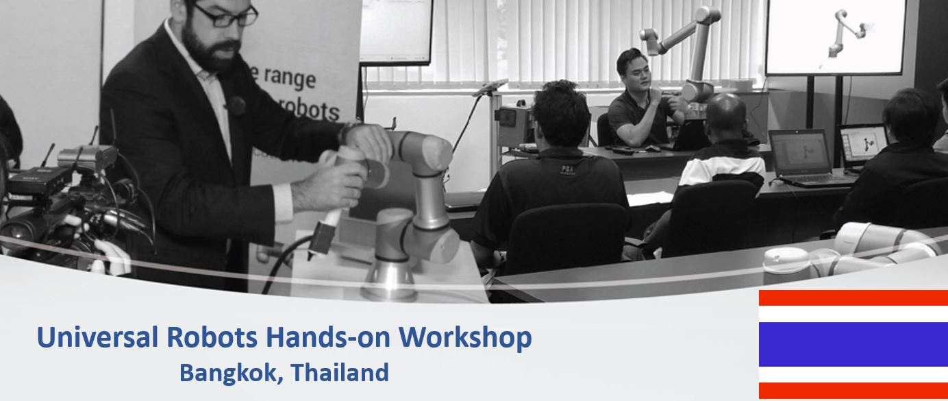 Tech Workshop Thailand