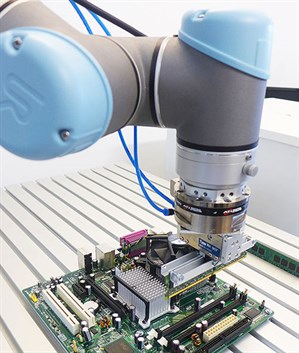Ati Ft Sensor For Collaborative Robots