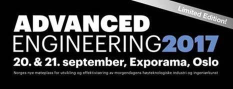 Advanced Engineering Oslo 2017