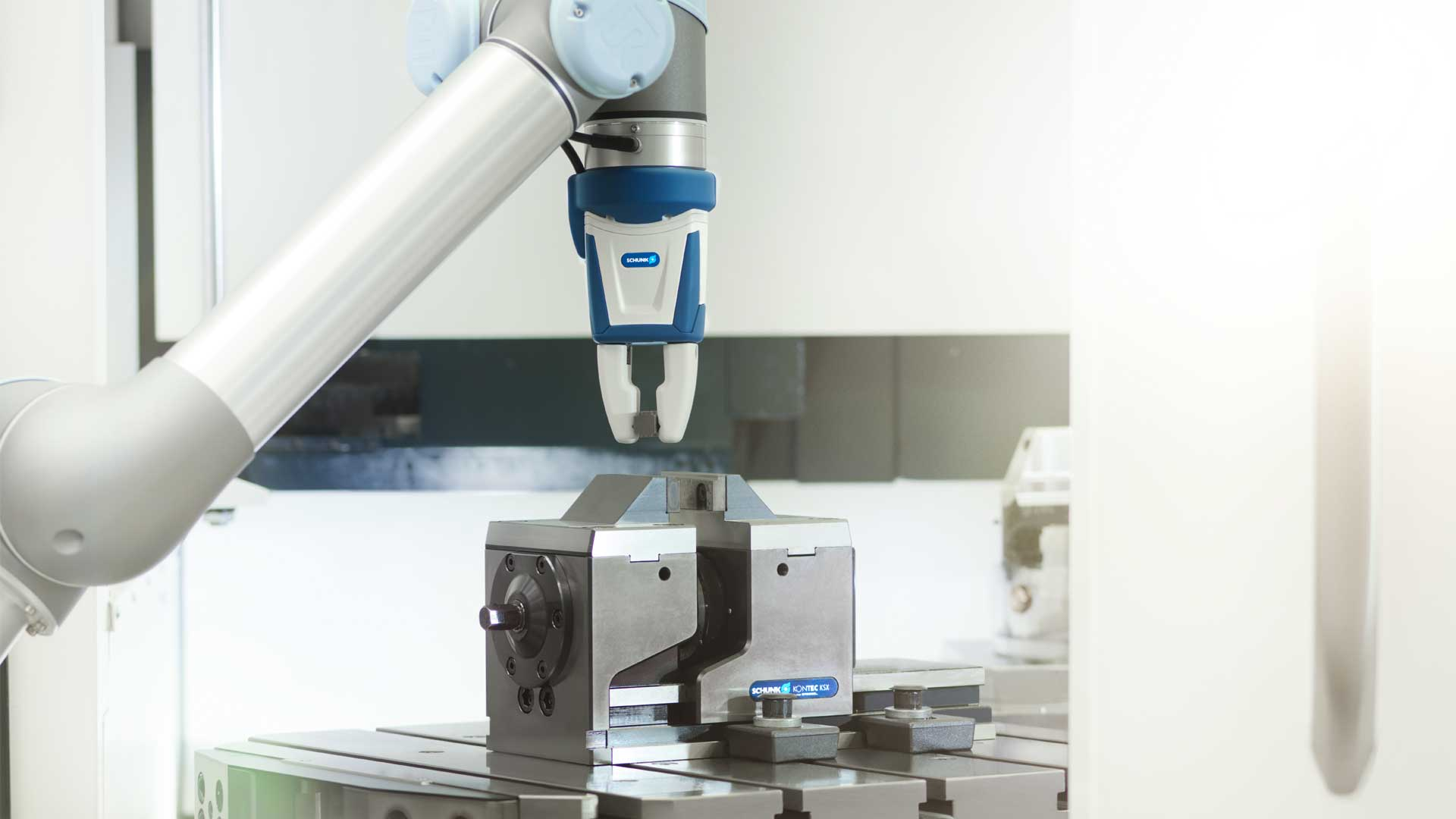 Schunk Gripping System For Universal Robots