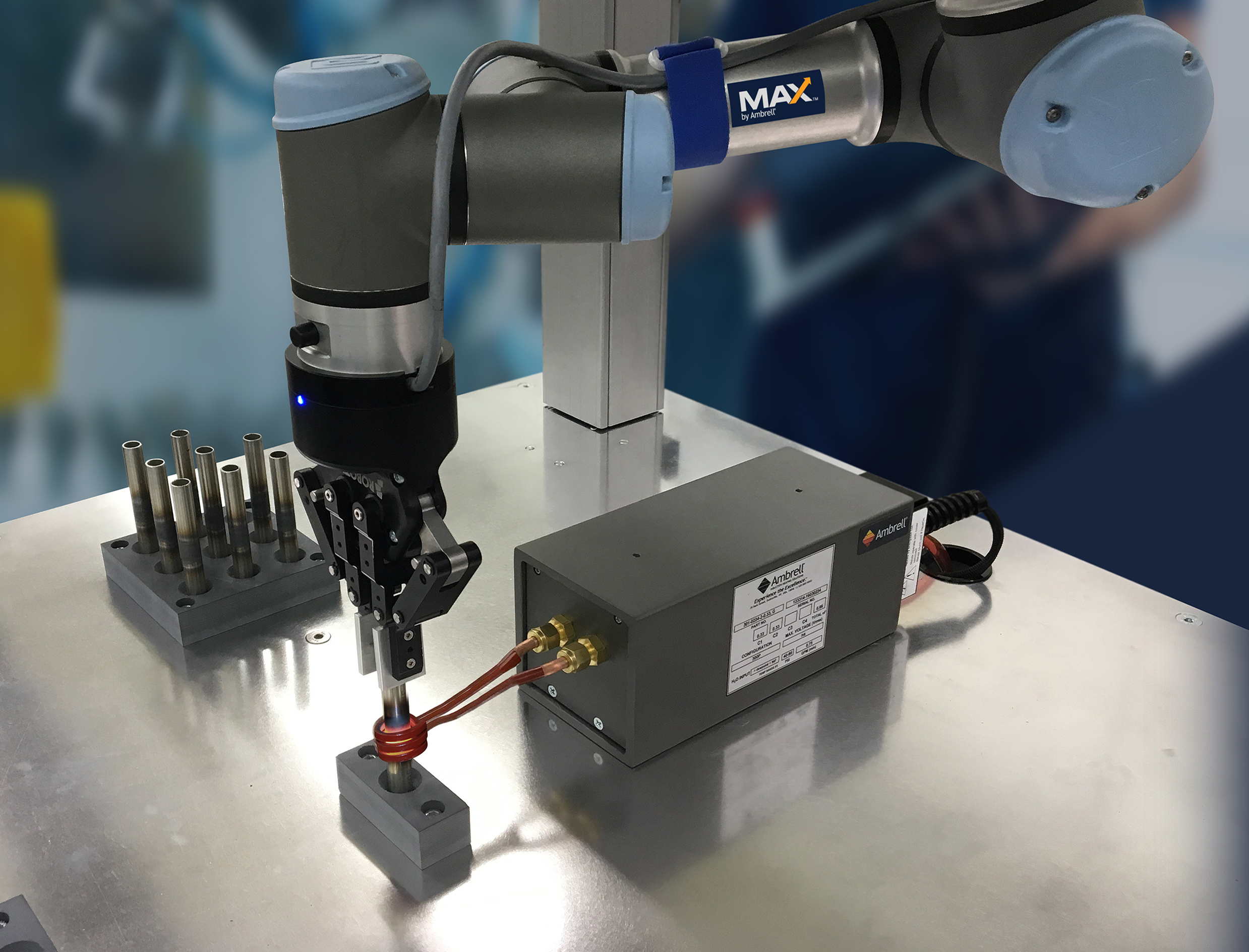 Universal Robots shows ROI at ATX East in New York City
