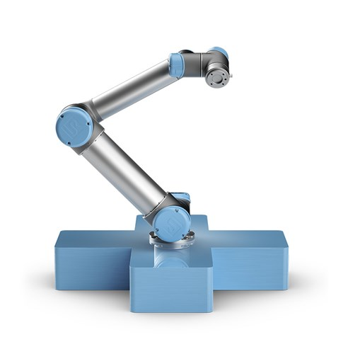 UR10 Collaborative industrial robotic arm - Payload up to 10 kg