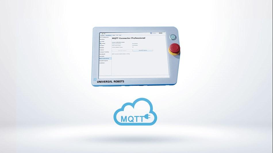 Ur+ Solutions | MQTT Connector Professional