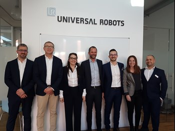 il team Italia e il top management
