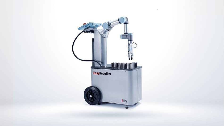 ProFeeder robot cell from EasyRobotics.