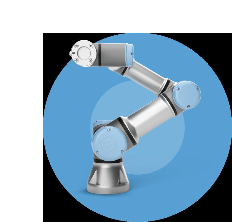 Collaborative robots e-Series by Universal Robots | e-Series