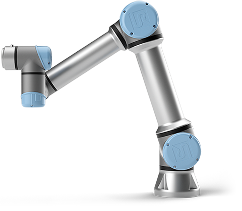 Collaborative UR5e robot