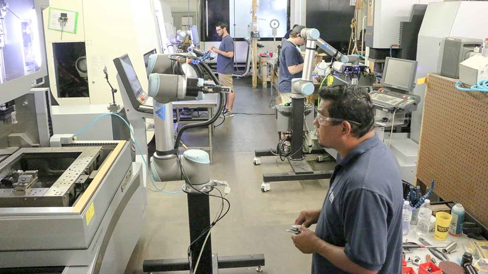 All Axis machining - automate legacy machines with
