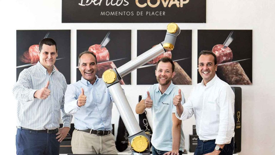 Golden Cobot winner Spain