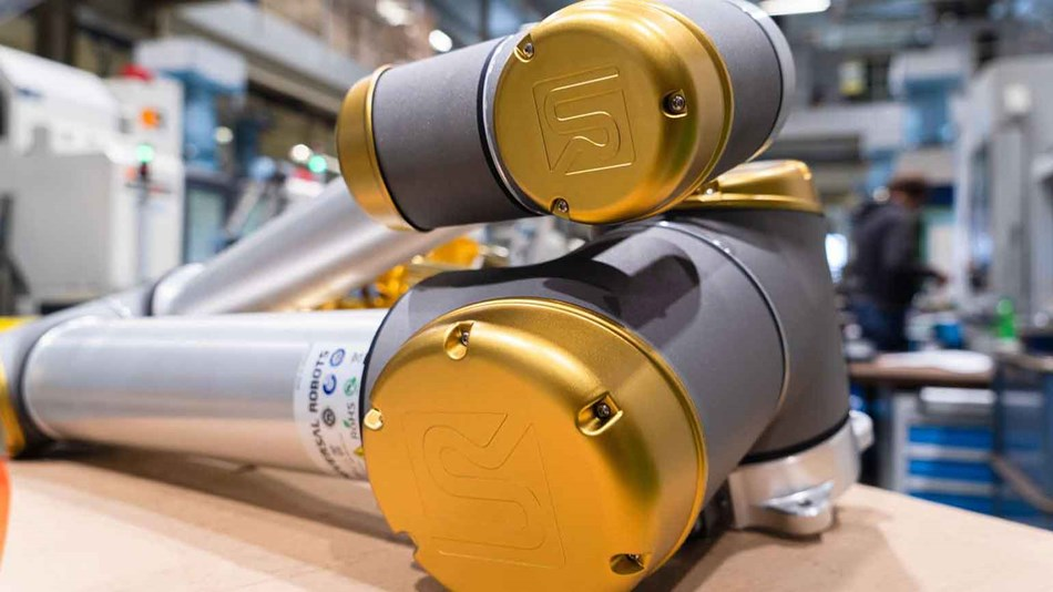 The golden Cobot in Western Europe