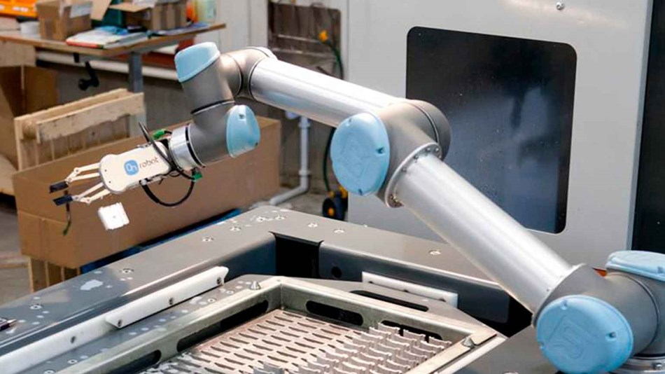 Collaborative robot solution