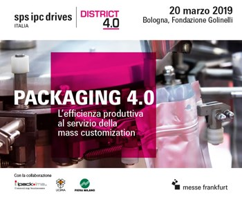 SPS ITALIA, tavola rotonda packaging