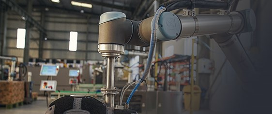 Ebooks about  collaborative robots from Universal Robots.