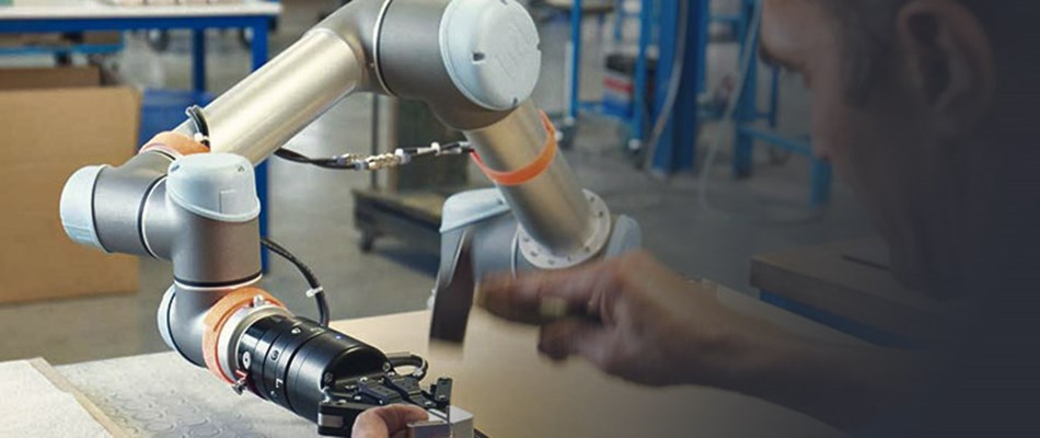 Book a call with an automation expert from Universal Robots today