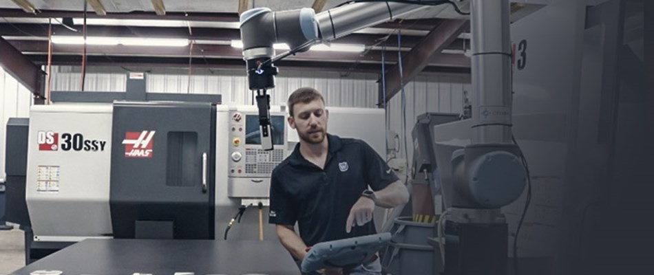Automation expert from universal robots
