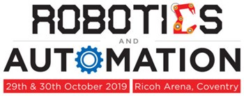 Robotics and Automation 2019 Coventry