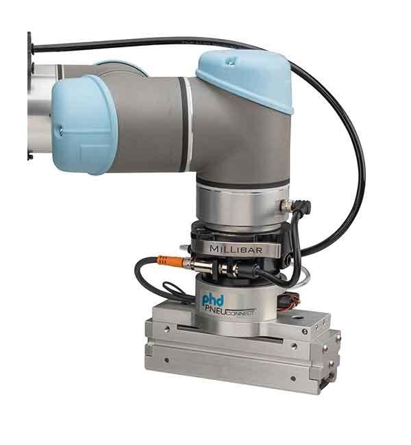 Ручная система смены инструмента MILLIBAR-9
