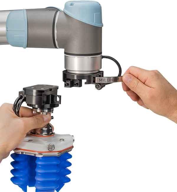 Ручная система смены инструмента MILLIBAR-10
