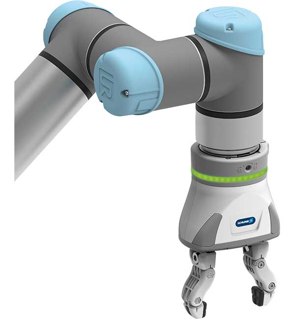 UR+ Solutions | Schunk Co act gripper EGH for Universal Robots