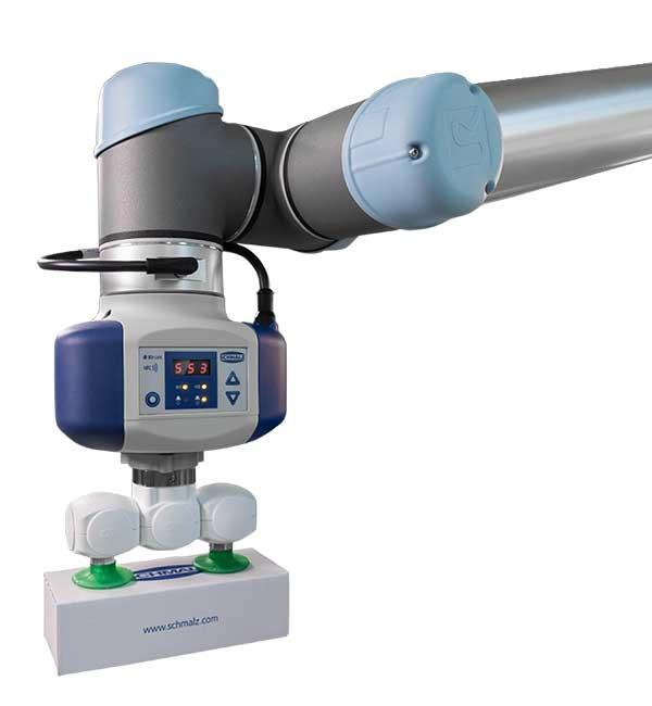 UR+ Solutions | Electrical vacuum generator Cobotpump ECBPI