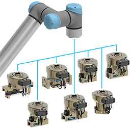 Pneumatic Gripping by SCHUNK