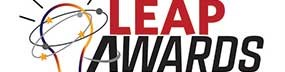 """Honorable Mention"" in the Industrial Automation category for UR16e at the LEAP Awards in the US"