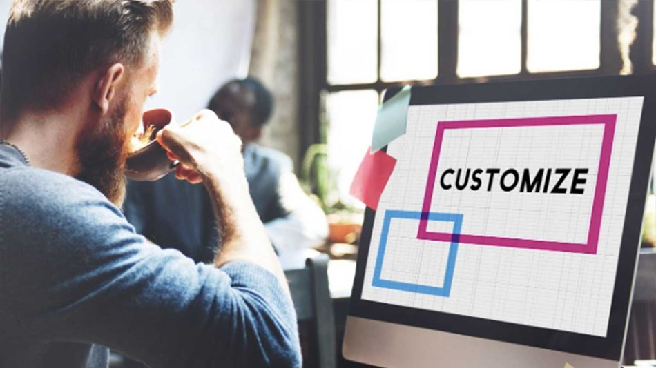 Consumers are increasingly demanding customized products