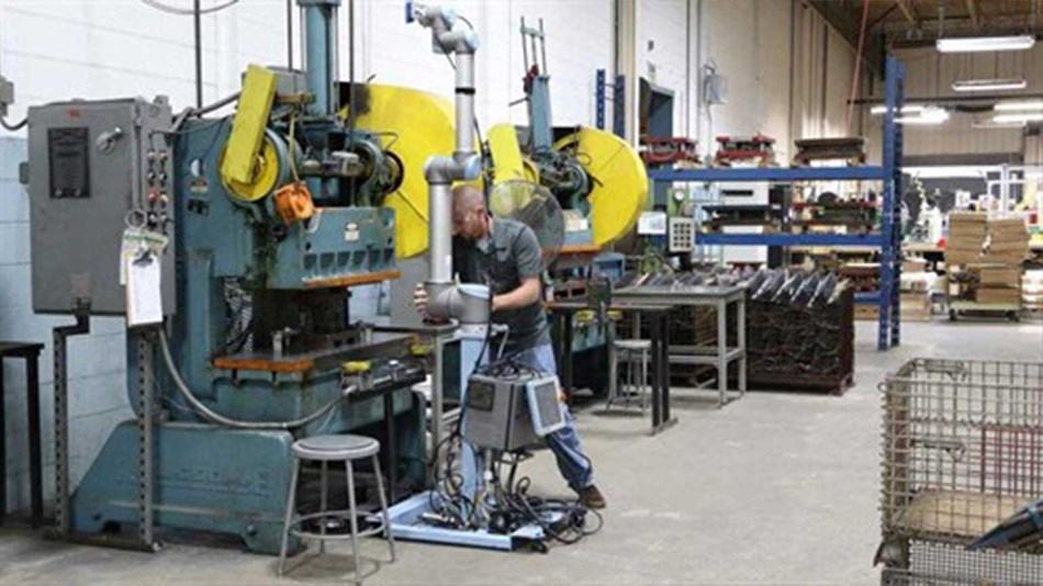 40% increase in sales with no layoffs in staff at Etalex with Universal Robots