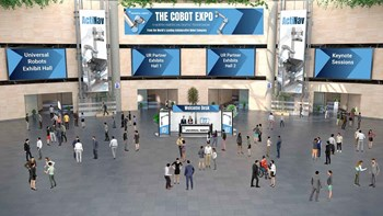 The Cobot Expo - A North American Tradeshow - July 28-30, 2020