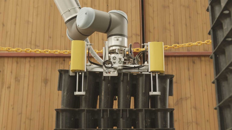 collaborative robots in the food and agriculture industry