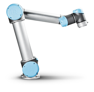 Fast set up of a collaborative robot