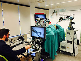 Universal Robots' UR5 chosen for the Broca Project, the first surgical robot made in Spain