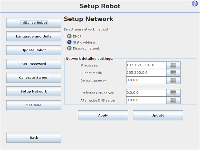 Modbus communication 16357   Universal Robots support
