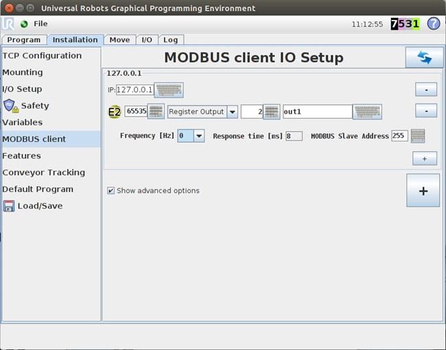 Modbus client troubleshooting - 16374