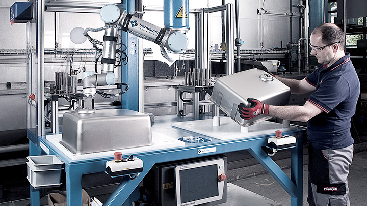 Franke increases productivity with collaborative robots while boosting ...